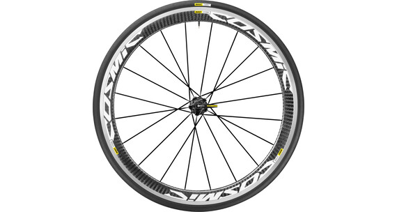 Mavic Cosmic Pro Carbon 17 Back Wheel Shimano 25 white/black
